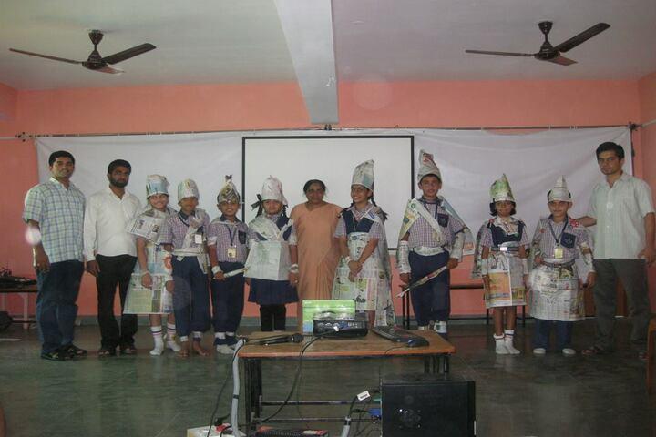 St Josephs Convent Senior Secondery School-Activity