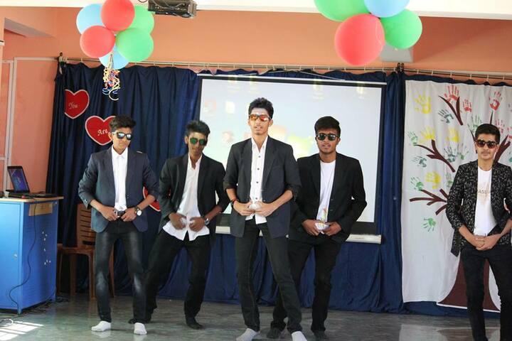 St Josephs Convent Senior Secondery School-Annual day