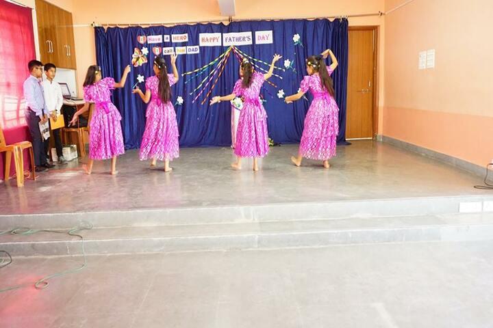 St Josephs Convent Senior Secondery School-Dance