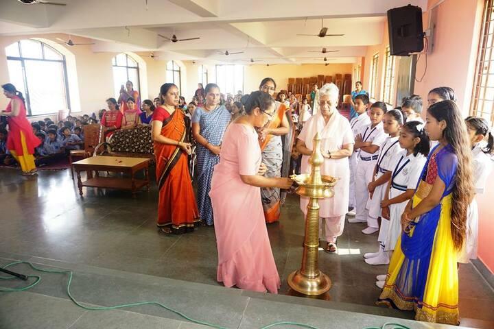 St Josephs Convent Senior Secondery School-Festival-Celebration