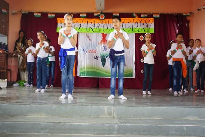 St Josephs Convent Senior Secondery School-RepublicDay-Celebration