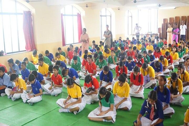St Josephs Convent Senior Secondery School-Writing-Competition