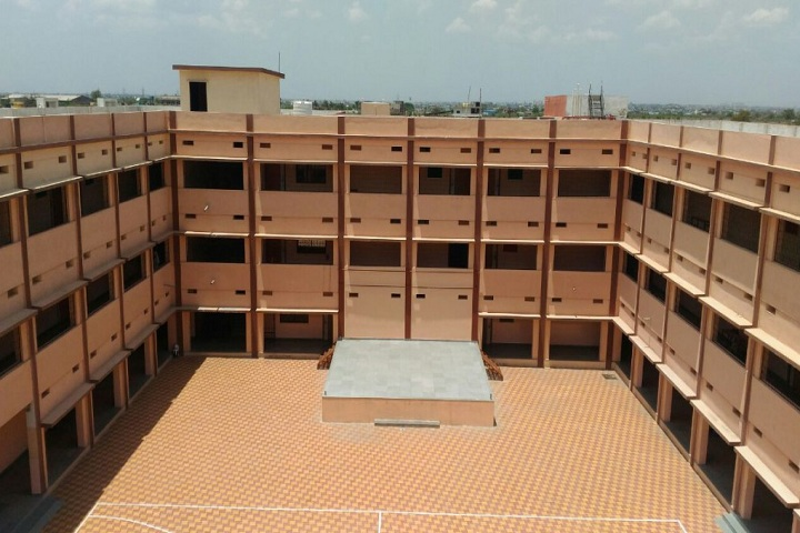 St Vincent Pallotti School-Campus-View inside