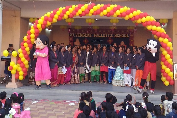 St Vincent Pallotti School-Events celebration
