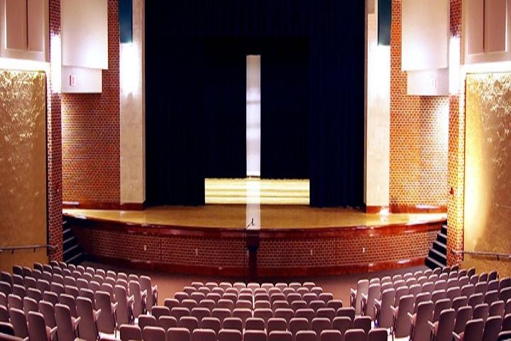 St Wilfred Education School-Auditorium
