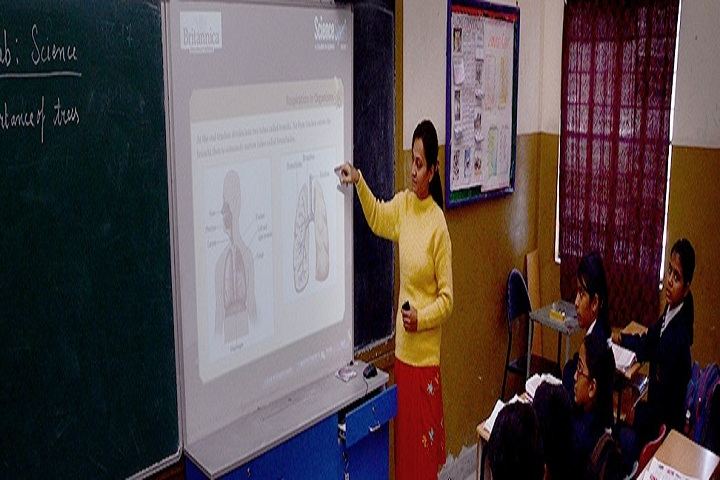 St Wilfred Education School-Classroom