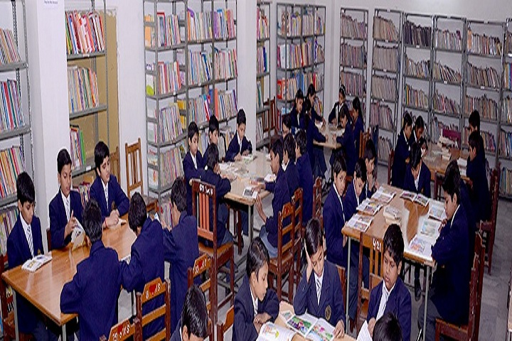 St Wilfred Education School-Library