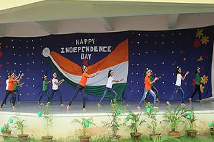 St Gianelli Convent School-Events independance day