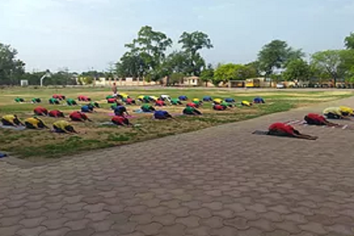 St Gianelli Convent School-Others yoga