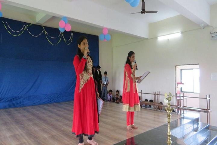 St Josephs English High School-Singing-Compitation