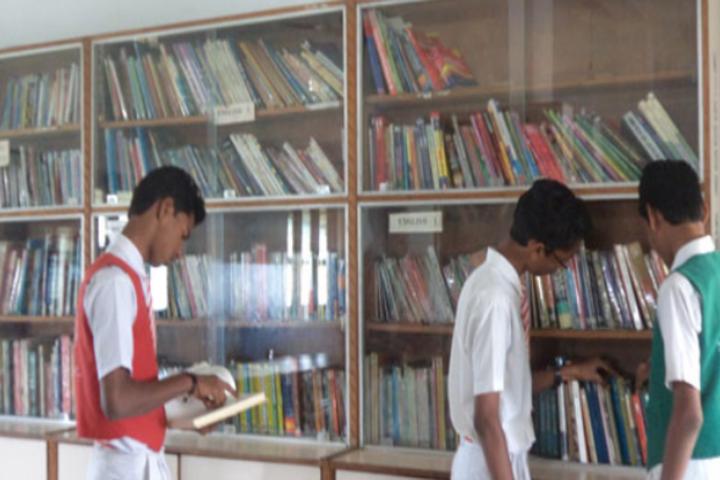 Stella Maris School-Library