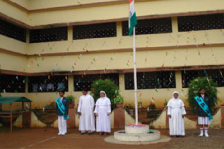 Stella Maris School-National day celebration
