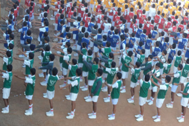 Stella Maris School-School assembly