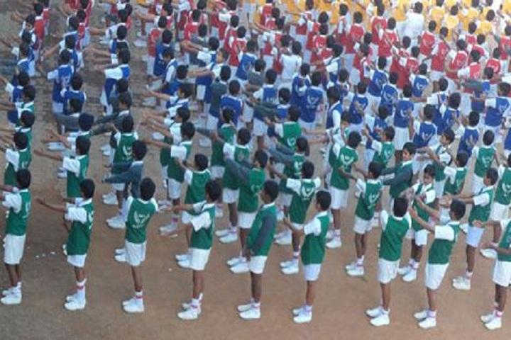 Stella Maris School-Assembly