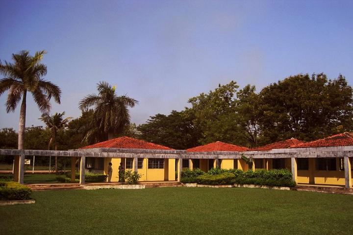 Sunflag School-Campus view