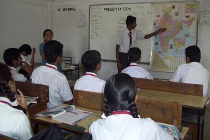 Sunflag School-Classroom Presentation