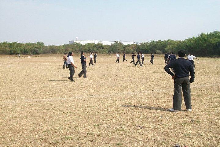 Sunflag School-Football Ground