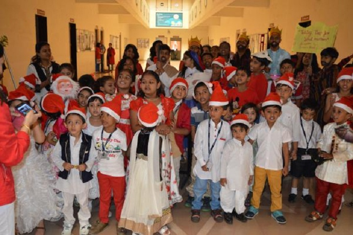 Suryadatta National School-Christmas Day Celebrations