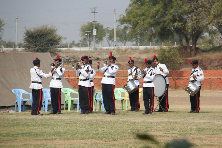 Suyash Central School-School Band