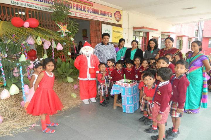 Swami Awadheshanand Public School-Christmas Celebrations