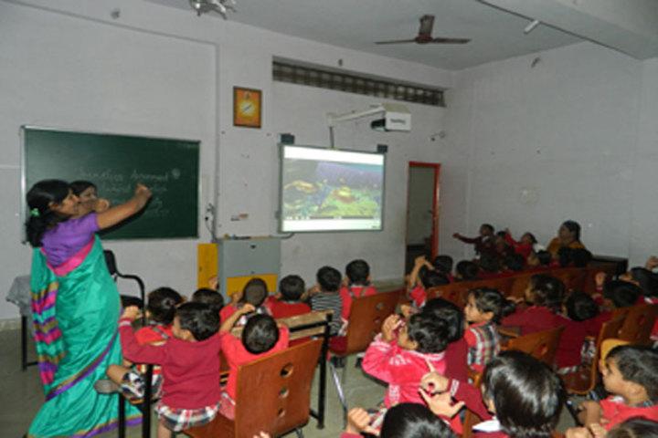 Swami Awadheshanand Public School-Classroom Activity
