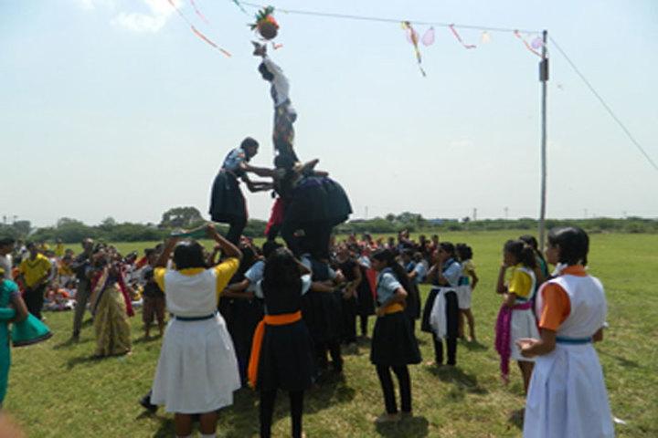 Swami Awadheshanand Public School-Festival Celebrations