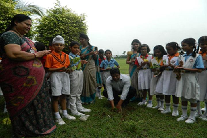 Swami Awadheshanand Public School-Plantation