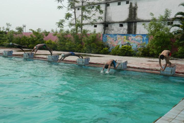 Swami Awadheshanand Public School-Swimming Pool