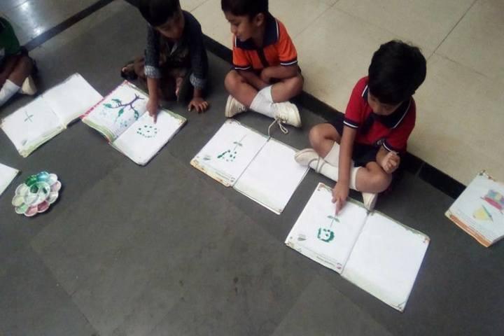 Swami Vivekanand Integration English School-Activity