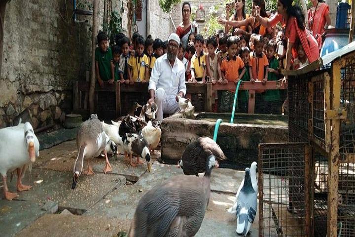 Swami Vivekanand Integration English School-Field Trip