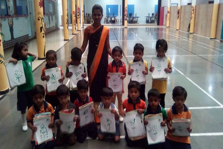 Swami Vivekanand Integration English School-Kindergarden Activities