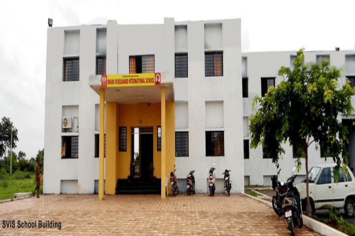 Swami Vivekanand International School-Campus Entrances