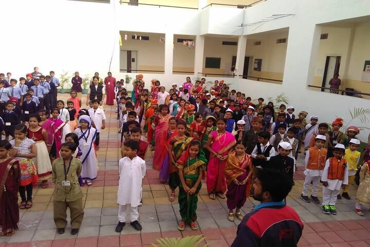 Swami Vivekanand Public School-Childrens Day Celebration