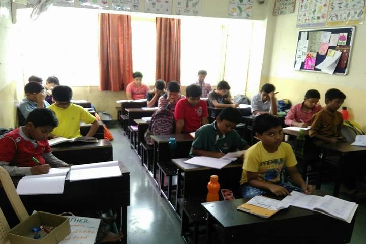 Swami Vivekanand Public School-Class Room