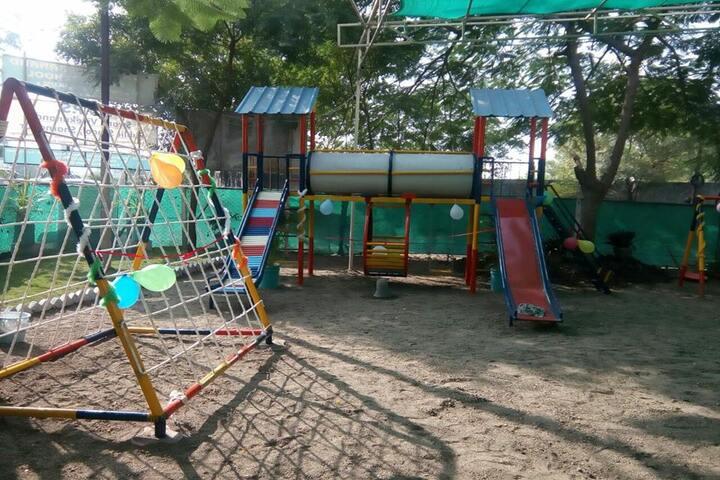 Swami Vivekanand Public School-Play Area