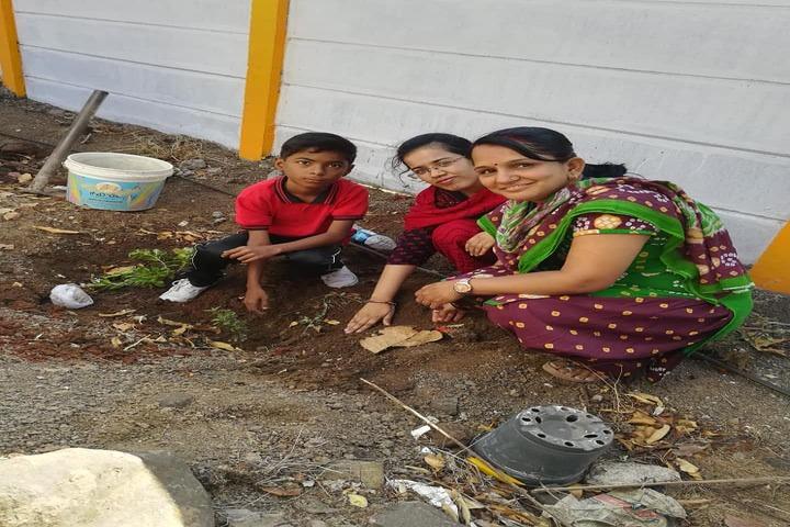 Swami Vivekanand Public School-World Environment Day