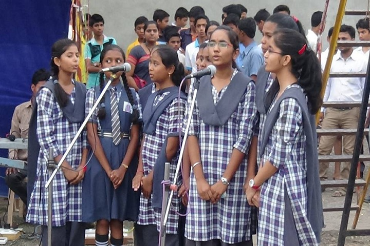 Swami Vivekananda International School-Assembly