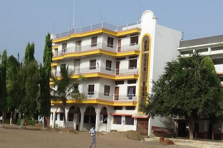 Swami Vivekananda International School-Campus View