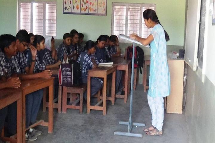 Swami Vivekananda International School-Classroom View
