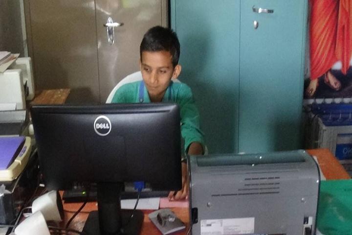 Swami Vivekananda International School-Computer Lab