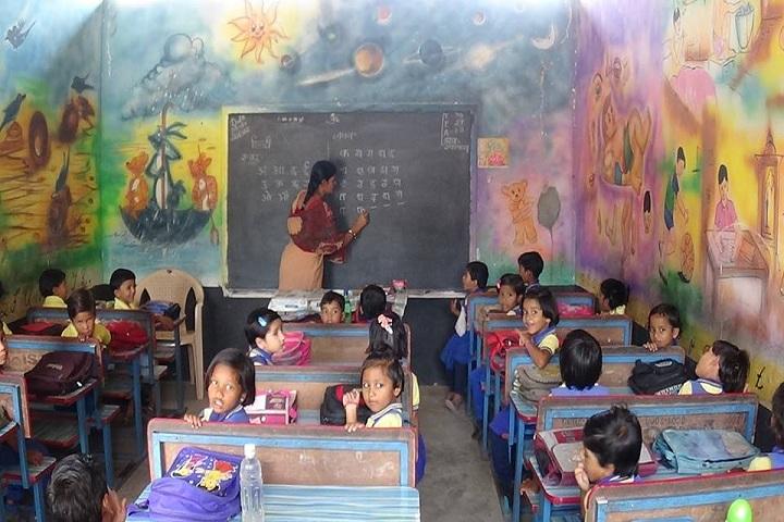 Swami Vivekananda International School-Kindergarden Class View