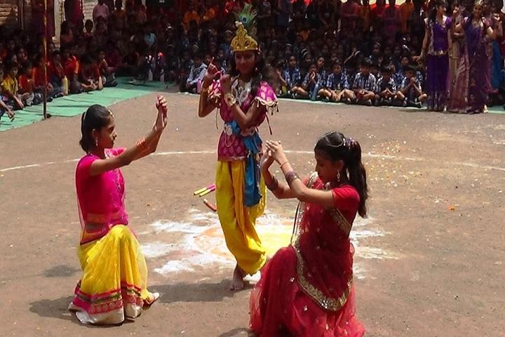 Swami Vivekananda International School-Krishnastami Celebrations