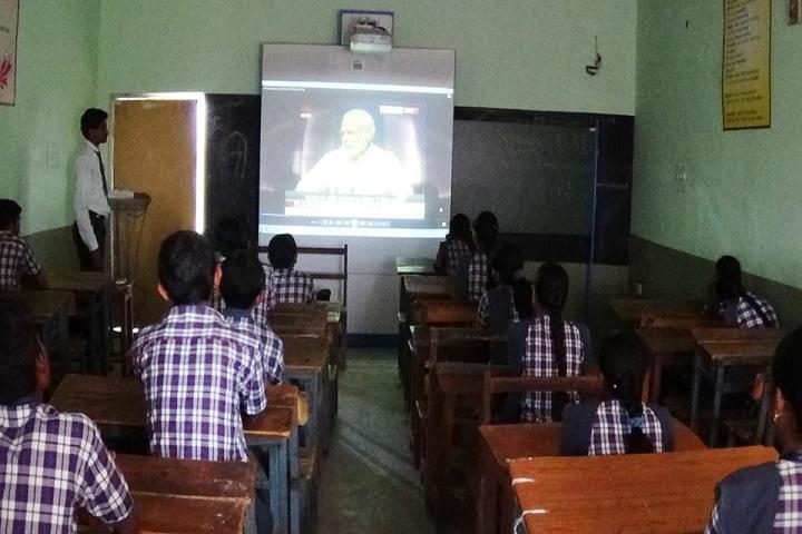 Swami Vivekananda International School-Modi Speech