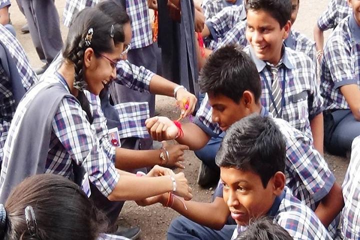 Swami Vivekananda International School-Raksha Bandhan
