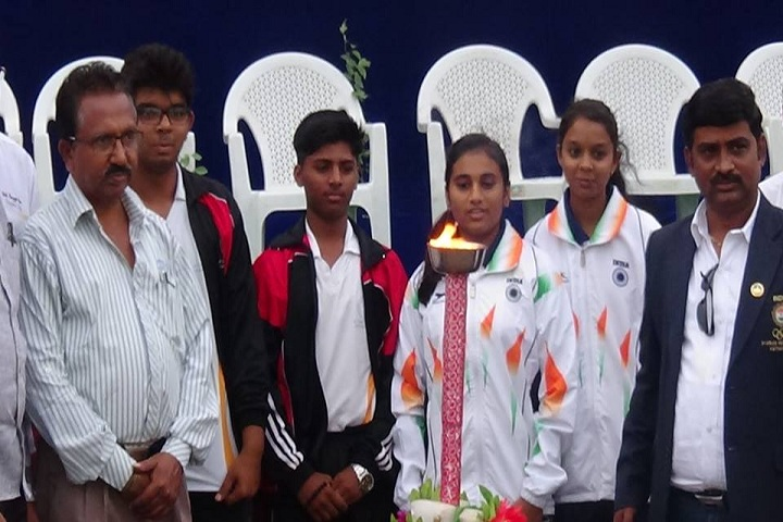 Swami Vivekananda International School-Sports Meet