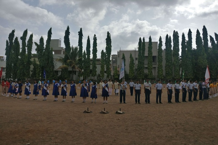Symbosis School-Investiture Ceremony