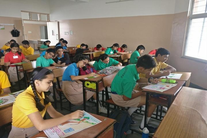 Symbosis School-Classroom