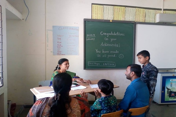 Takshila School-Parent- Teacher Interaction