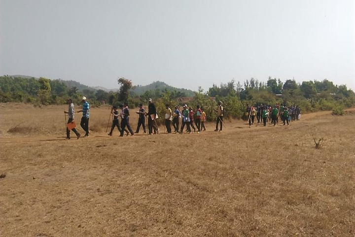 Takshila School-Scouts Camp at Amba