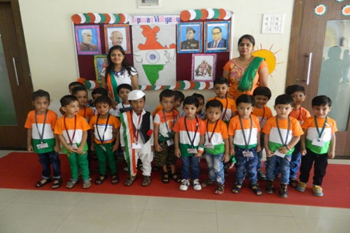 Tapovan Vidhyalay-Independence Day